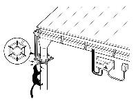 Pastuch elektryczny na kuny
